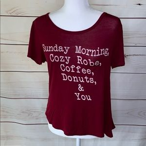 French Pastry • word press tee Large